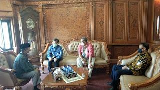 Wagub Abdullah Sani Himbau Masyarakat Taat Membayar Pajak