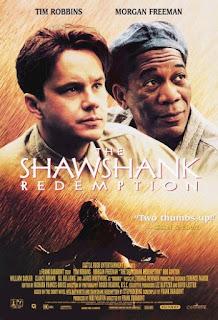 """Skazani na Shawshank"" reż.Frank Darabont"