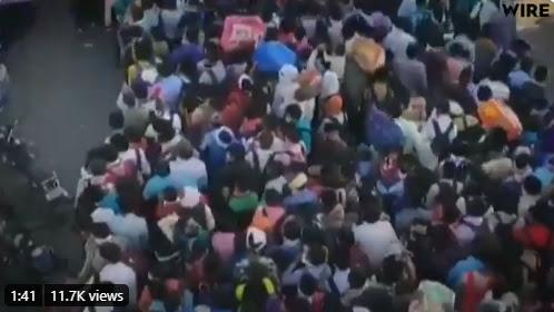 Corona Pandemic, All India Lockdown