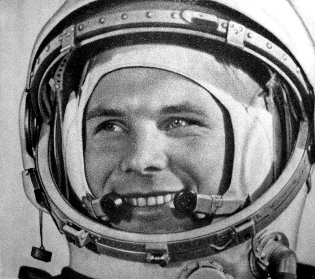 Avengers in Time 1961 News Yuri Gagarin First Man in Space
