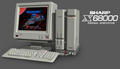 40in1 SHARP X68000 COLLECTION