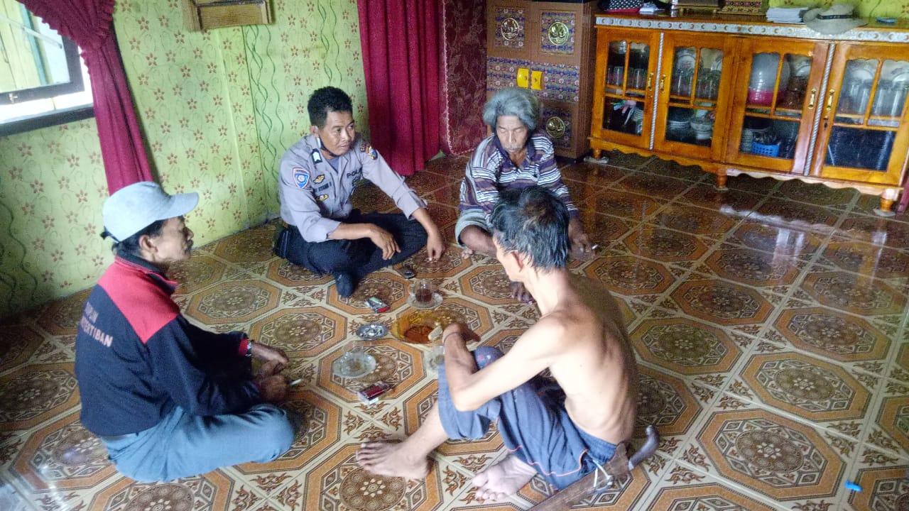 Kapolsek Bontomatene Himbau Masyarakat Jangan Mudah Terprovokasi Terkait Pilkada