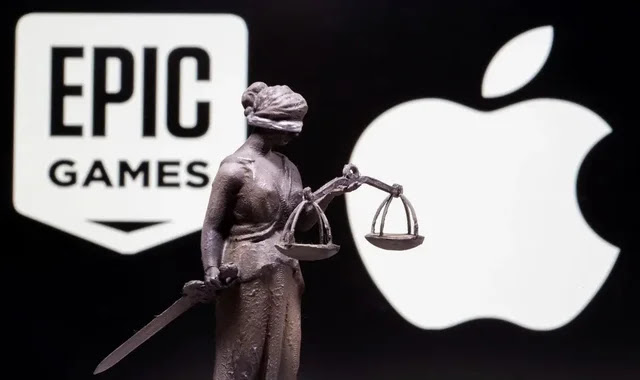 Apple argues that it faces competition in the video game market