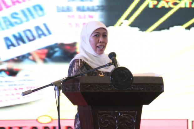 Khofifah: Ucapan Rasis Bukan Cerminan Warga Jawa Timur
