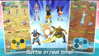 Tải game Bậc Thầy Huấn Luyện - Pokemon Master