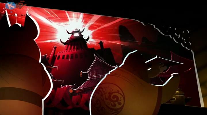 Kartoonz World Kung Fu Panda Secrets Of The Masters 2011