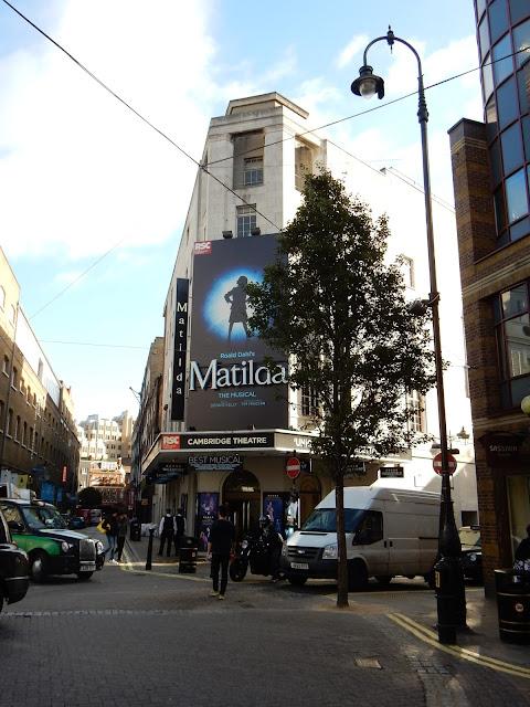 Seven Dials, West End, Londres, London, Elisa N, Blog de Viajes, Lifestyle, Travel