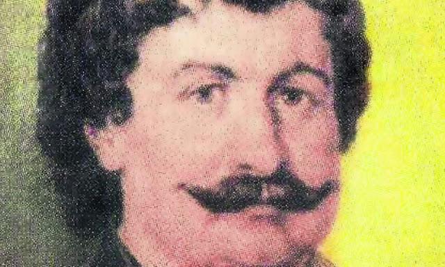 Ο Θούριος του Ρήγα από τον Νίκο Πετσάκο
