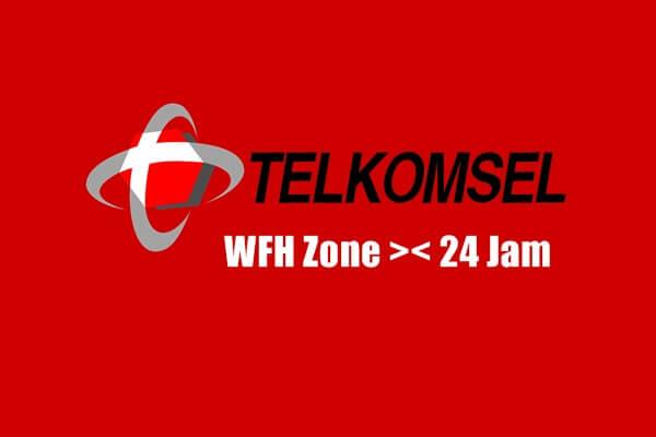telkomsel wfh zone