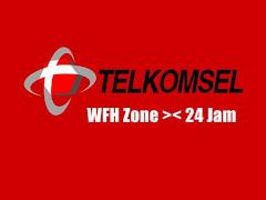 Perbedaan Paket Data Telkomsel WFH Zone dan 24 Jam