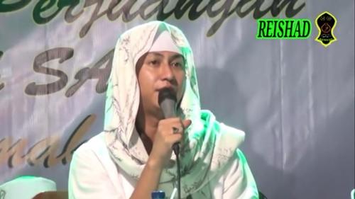 Bahar Smith Singgung Status Cucu Nabi di Persidangan, Muannas Alaidid: Contoh Keturunan Tak Jamin Akhlak Baik
