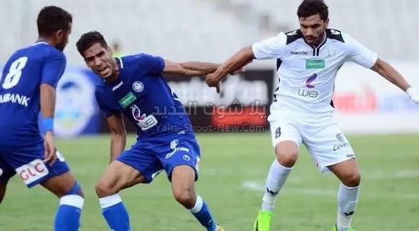 بهدفين لهدف سموحة يحقق الفوز على نادي طلائع الجيش في الدوري المصري الممتاز اليوم الاثنين