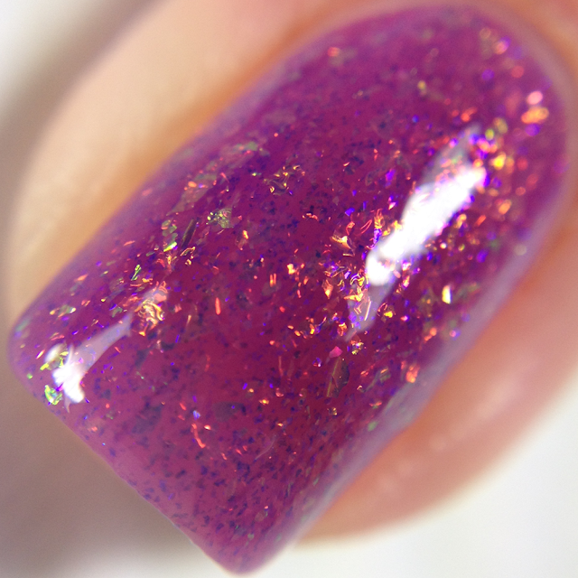 Rogue Lacquer-Purple Flavored