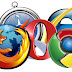 Browsers: Firefox and IE found colors, falling Chrome