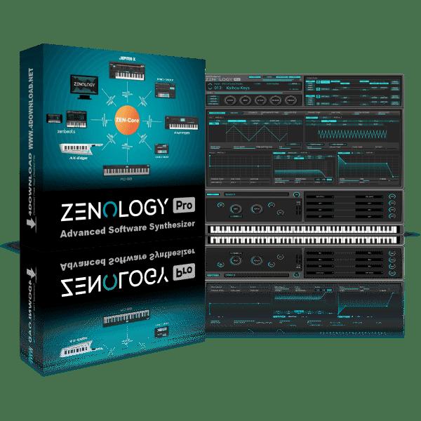 Roland ZENOLOGY Pro v1.52 Full version