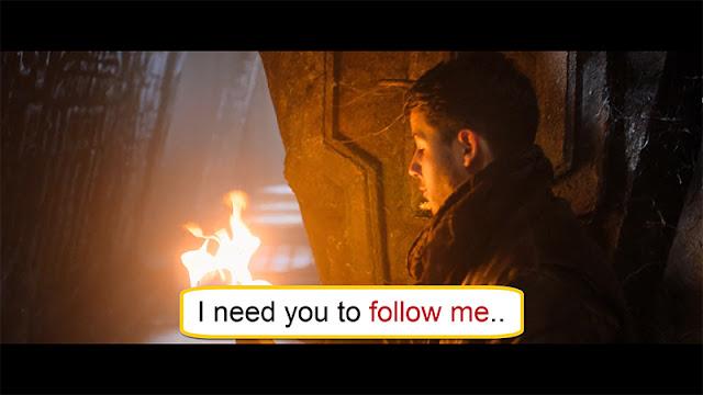 Arti Follow Me