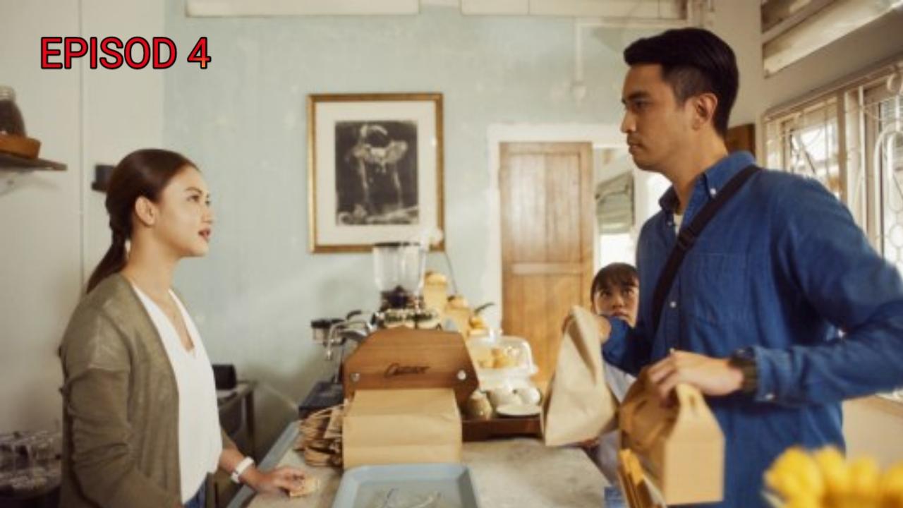 Tonton Drama Semanis Senyumanmu Episod 4 (Akasia TV3)