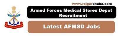 afmsd-armed-forces-medical-stores-depot-jobs