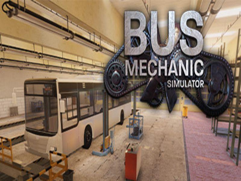 Download Bus Mechanic Simulator Game PC Free