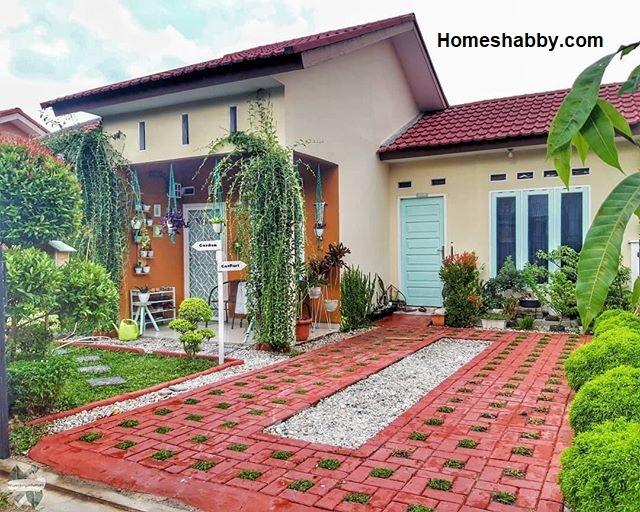 6 Desain Rumah Minimalis Sederhana Di Kampung Yang Bisa Jadi Favorit Istri Homeshabby Com Design Home Plans Home Decorating And Interior Design