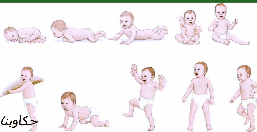 حكـاوينا مراحل نمو الطفل