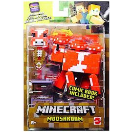 Minecraft Mooshroom Survival Mode Figure