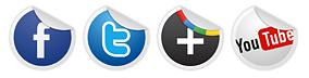 Kumpulan Widget Sosial Media Keren Dan Elegan Untuk Blogger