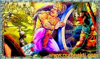 Why Karna donated gold tooth,danveer karna,dani karan,mahabharat me dani karna