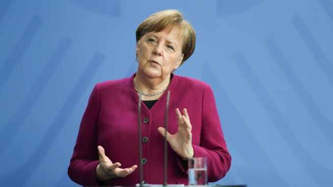 'We are still at the beginning of the Coronavirus pandemic' - German Chancellor Angela Merkel