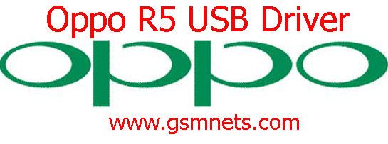 Oppo R5 USB Driver Download