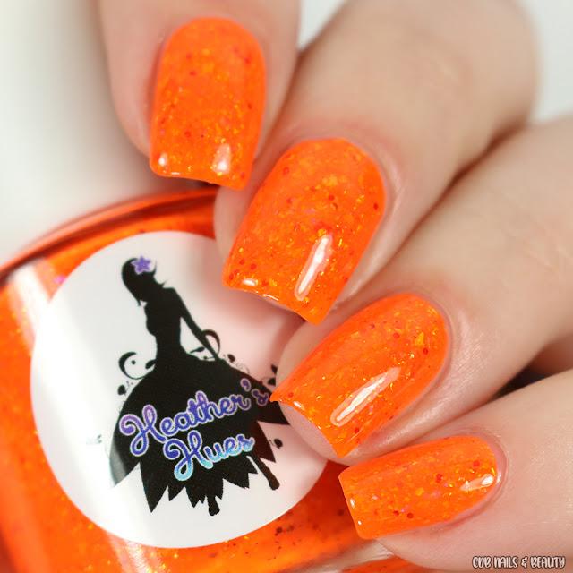 Heather's Hues-I Don't Need Oranges, I Need to Scream