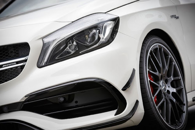 Cản trước Mercedes AMG A45 4MATIC 2018 thể thao AMG