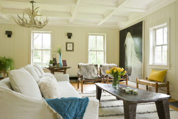 image result for timeless Belgian minimal living room in country house in Virginia