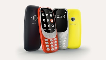 Nokia 3310 available from May 18 in India at price of Rs 3310