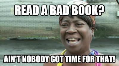 Bad Book Meme