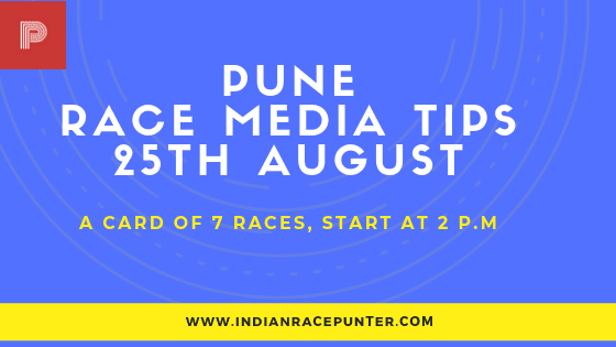 Pune Race Media Tips 25 August