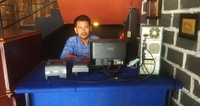 Ketua SPRI NTB, Amrin