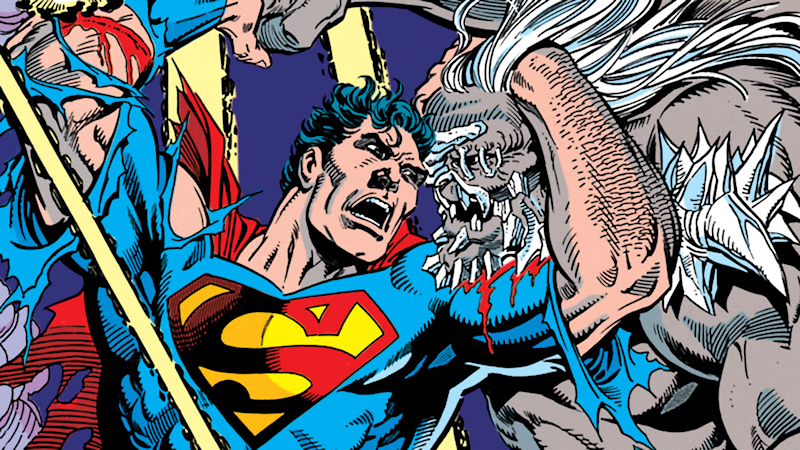 Review - The Death and Return of Superman - SNes e GEN