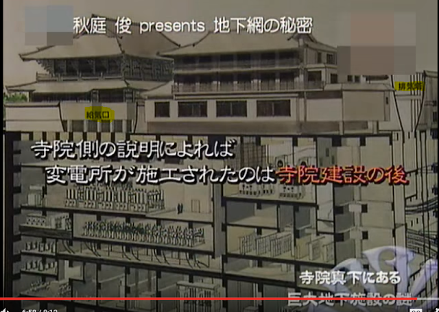 東京の地下に原子力発電所があるっていうのは本当 …