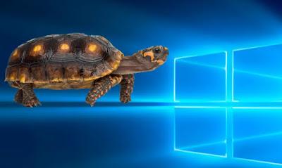 windows lento