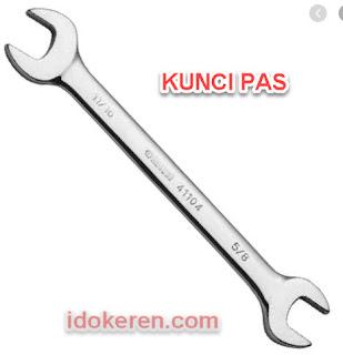 Kunci Pas