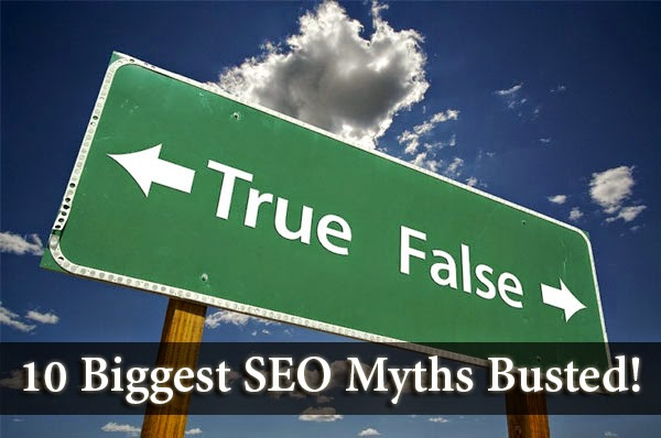 10 Biggest SEO Myths Busted!