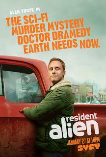 Resident Alien - Alan Tudyk