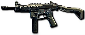 Subfusil GKS