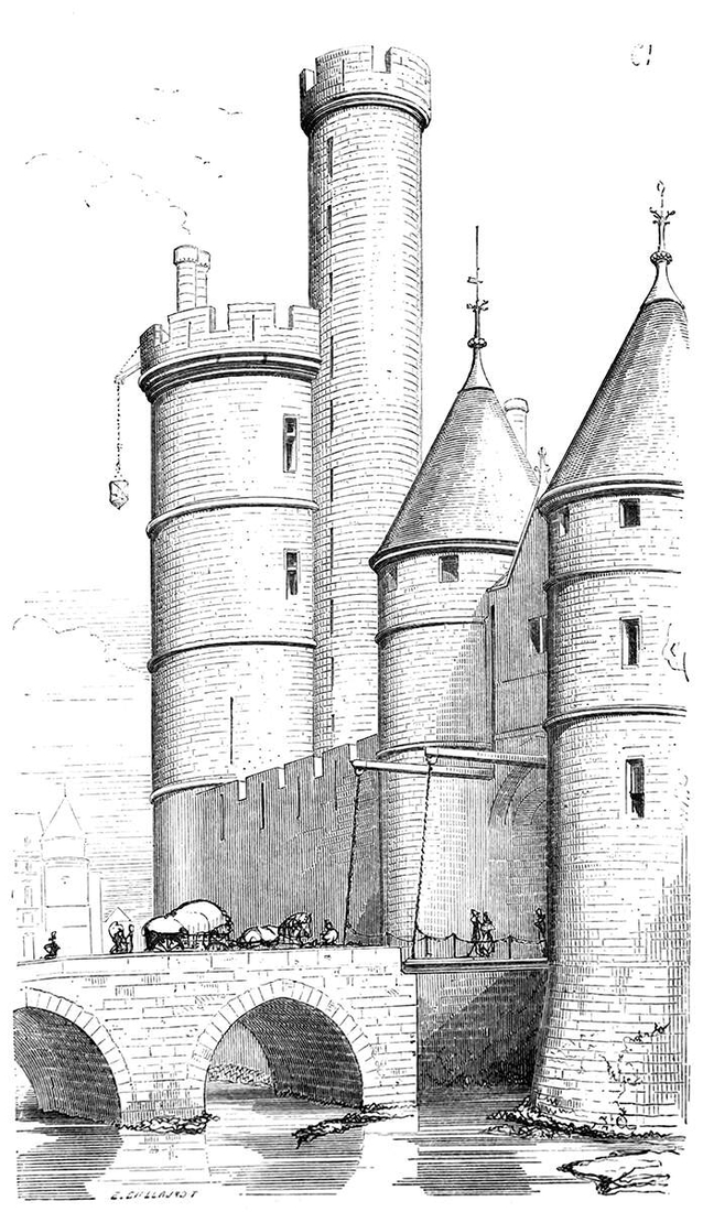 12-Tour-de-Nesle-Eugène-Viollet-le-Duc-Gothic-Drawings-from-an-Architect-in-18th-Century-www-designstack-co