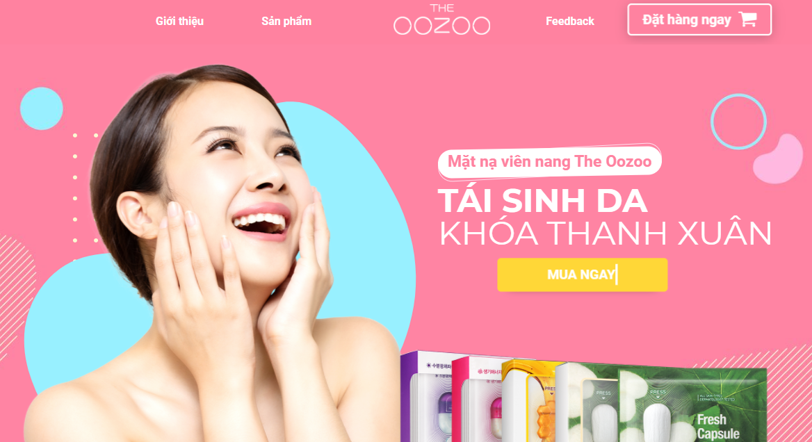 Mặt Nạ The Oozoo