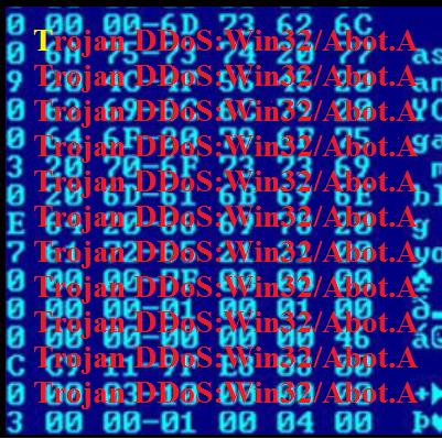 Trojan DDoS:Win32/Abot.A