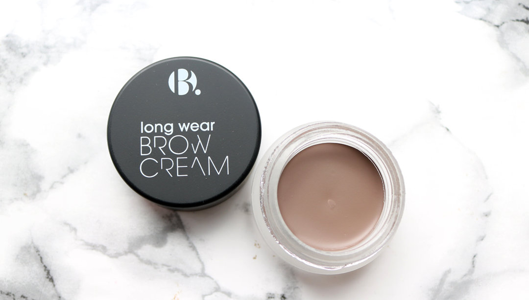 B. Long Wear Brow Cream in 02 Mid Brown