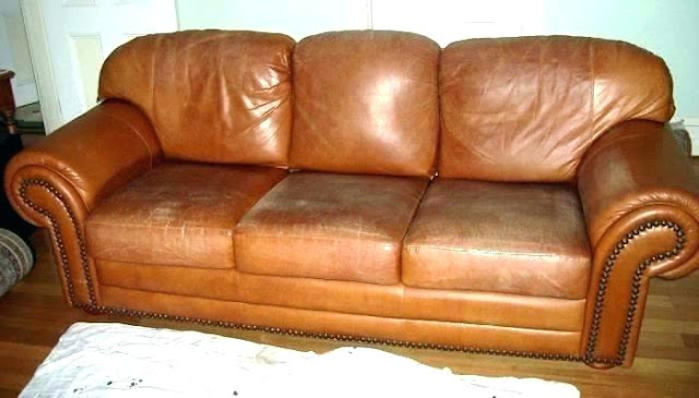 How To Repair Your Leather Furniture Without Taking The