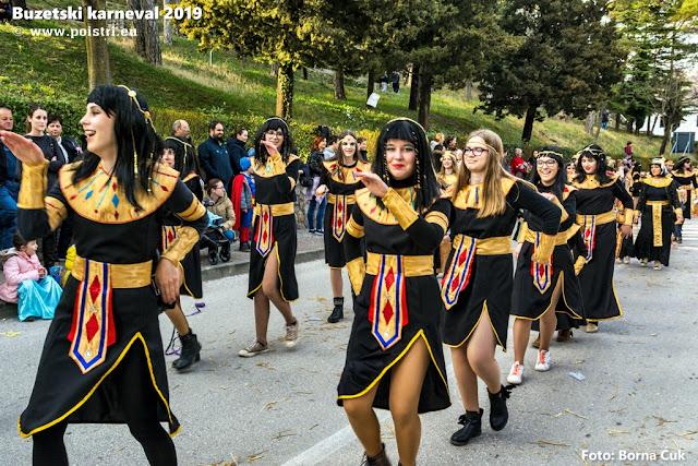Karneval u Buzetu 03.03.2019